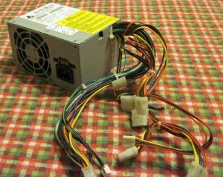 Delta Electronics 160W Power Supply Model DPS 160GB A Tested