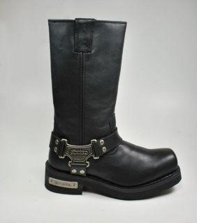 Harley Davidson Mega Harness Hi Motorcycle Boots 91345