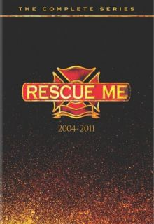 RESCUE ME THE COMPLETE SERIES New 26 DVD Set Seasons 1 2 3 4 5 6
