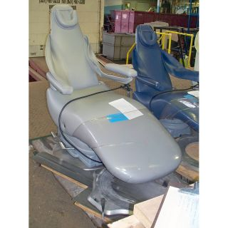Dental Office Electric Power Dentist Chair Dental EZ Gray Model