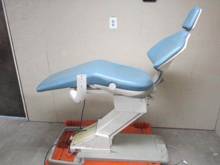 Royal Proma XL Dental Exam Chair w Blue Upholstery