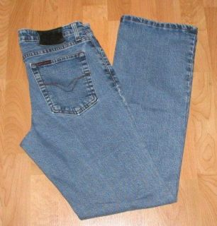HARLEY DAVIDSON BOOT CUT JEANS WOMENS SIZE 6 R