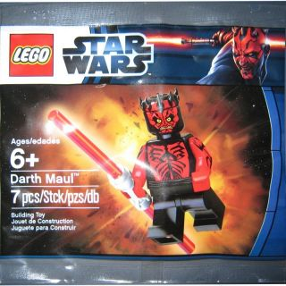 Lego Star Wars 6005188 Darth Maul Toy Fair 2012 Promo Ungeöffneter