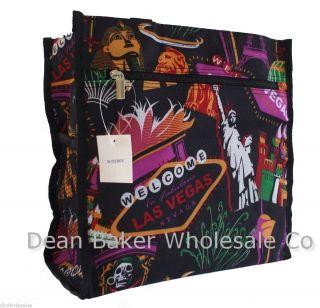 Las Vegas Casino Gambling Shopping Tote Bag Handbag