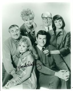 Autographed Deborah Walley The Mothers in Law