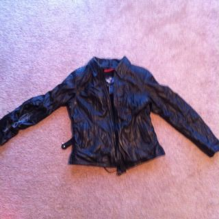 Harley Davidson Womens Destination Leather Jacket