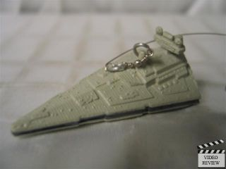 Star Destroyer Star Wars Danglers Figurine Applause New