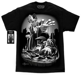 Lowrider Cali Life T Shirt DGA David Gonzales Homies M 4XL Tee