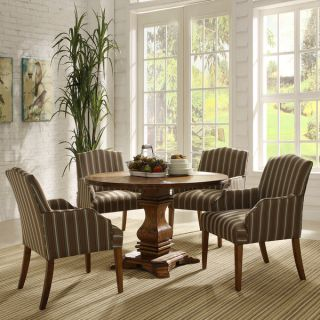 New Home Decor Dining Room Furniture Kylie 5 piece Dining Table Chairs