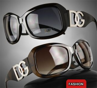 DG Sunglasses Womens Black Brown Designer New Fashion Hot Shades 163