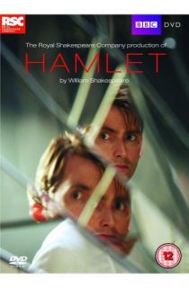 Royal Shakespeare Companys Hamlet R2 4 David Tennant