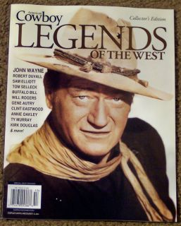 John Wayne American Cowboy Collectors Edition Legends of The West Tom