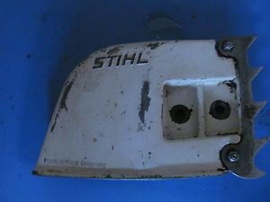 Stihl Chainsaw 032 AV Clutch Cover with Bucking Dawgs