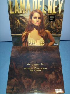Lana Del Rey Paradise Vinyl LP SEALED Brand New