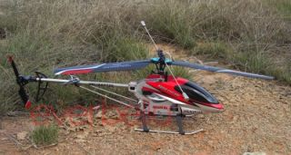 26 Powerful Outdoor 3CH RC Radio Remote Control RTF Helicopter w Gyro