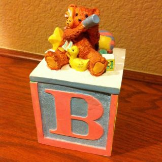 Baby Blocks Promise Box Daily Dayspring Cards Mint