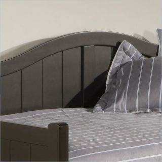 Hillsdale Staci Wood Black Finish Daybed