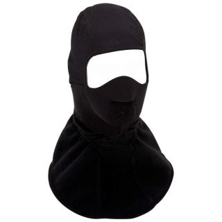 Warmer Black Motorcycle Biker Snow Mobile Ski Full Face Mask