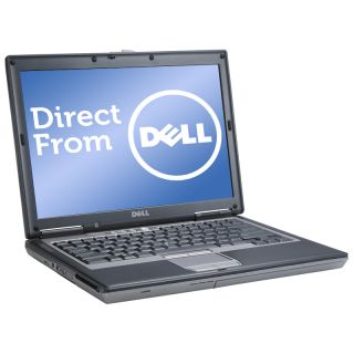 Dell Latitude D630 Laptop 2 20 GHz 2 GB RAM 150 GB HDD