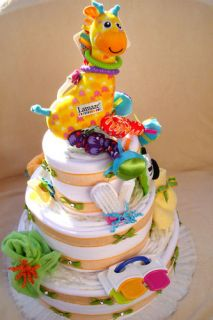 Diaper Cakes & New Baby Gifts - Unique Baby Shower Gift Ideas