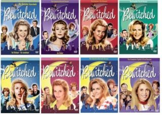 New Bewitched 1 8 DVD The Complete Series Season 1 2 3 4 5 6 7 8
