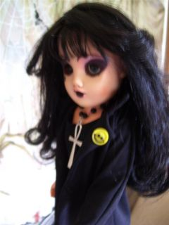 Fabulous Gothic Doll Didi Sandman Gaiman DC Comics Death High Cost of