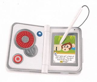 Digital Book Reader Fisher Price Learning System iXL