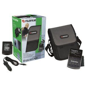Fujifilm A3 Travel Kit for A s E Series Digital Cameras