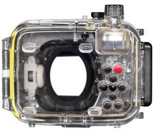 Waterproof Underwater Housing for PowerShot S100 Digital Camera