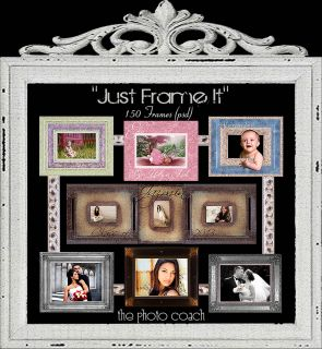 Digital Photo Frames Backgrounds Backdrops Photoshop Borders Edges R