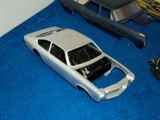 Vintage AMT MPC Model Car Kit Junk Yard Lot Parts or Repair LOT 3