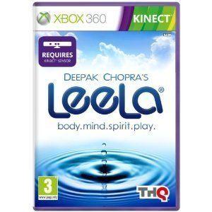 Deepak Chopras Leela Kinect Compatible Microsoft Xbox 360 PAL Brand