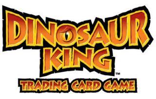 Dinosaur King Trading Card Game Prehistoric Battle Pack