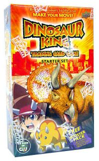 Dinosaur King Card Game Starter Deck
