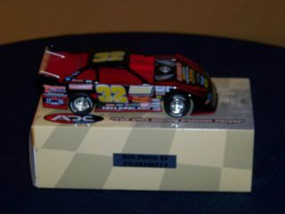 24 Scale Bob Pierce Diecast Dirt Late Model