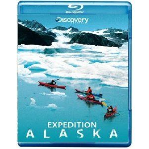 Discovery Channel Expedition Alaska Blu Ray DVD New