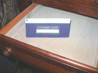 RARE Universal Furniture Alexander Julian Home Colours Haberdasher