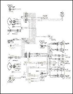 1976 GMC Astro 95 Chevy Titan 90 Wiring Diagram Detroit Diesel 6V 92