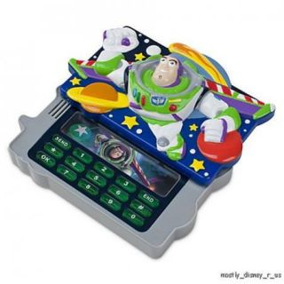 Toy Story Buzz Lightyear Text Lights Slide Toy Cell Phone