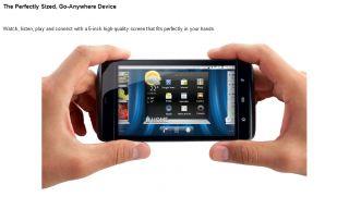 DELL STREAK MINI 5 SIM UNLOCKED MOBILE PHONE TABLET PC FAULTY **SCREEN