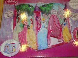 Disney Princess Lets Pretend Castle Kids Tent Playhut