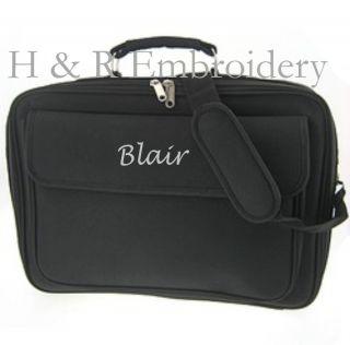 Personalized Black 17 Laptop Case Computer Case