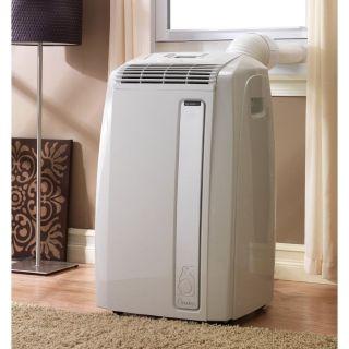 DeLonghi Pac A130HPE 13 000 BTU Air to Air Portable AC w Heat Pump New