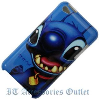 Disney Lilo Stitch Apple iPod Touch 4 Back Cover Case