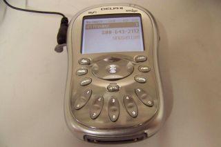 Delphi MyFi XM2go XM Portable Satellite Radio Receiver