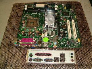 eMachines Intel D945GCCR Rev 1 03 Socket 775 Motherboard