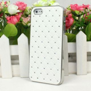Luxury Bling Diamond Crystal Hard Back Case Cover for Apple iPhone 5