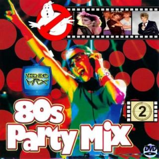The 80s Party 2  Non Stop Dj Video Mix Dvd  97 Minutes Of Classic