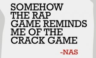 NAS T Shirt Rap Hip Hop AZ DJ Premier Public RARE
