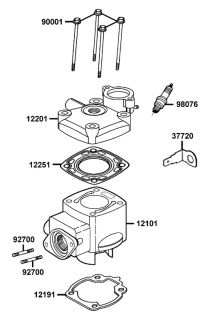 Parts diagram info  Here are the complete 2003 Kymco Super 9 50cc